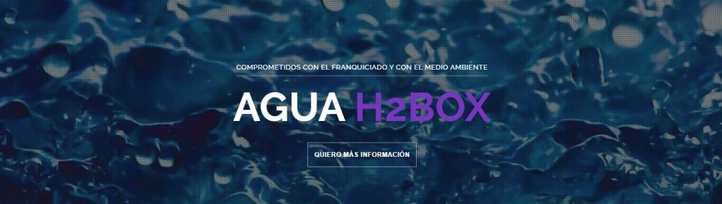 ¿H2Box es una marca secundaria de AcquaBox?